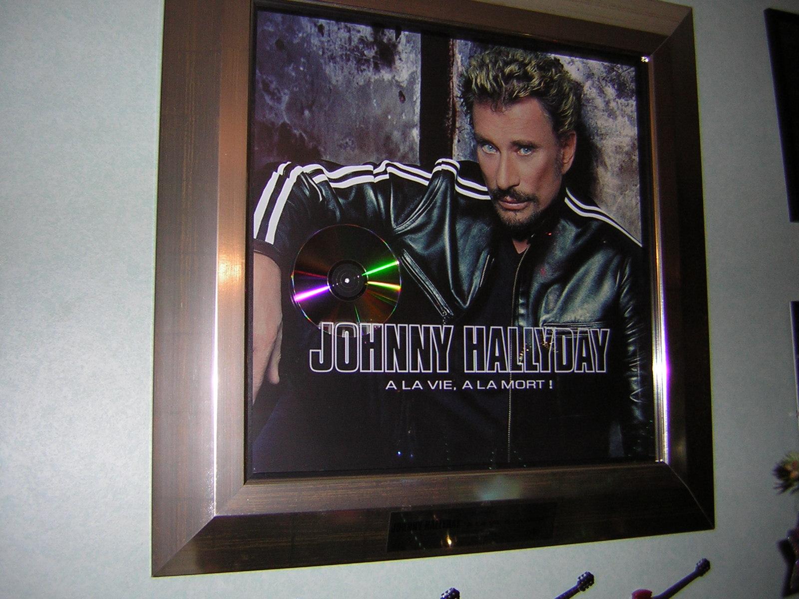 Le boulevard du rock johnny hallyday superbes disques for Astrologie ou le miroir de la vie