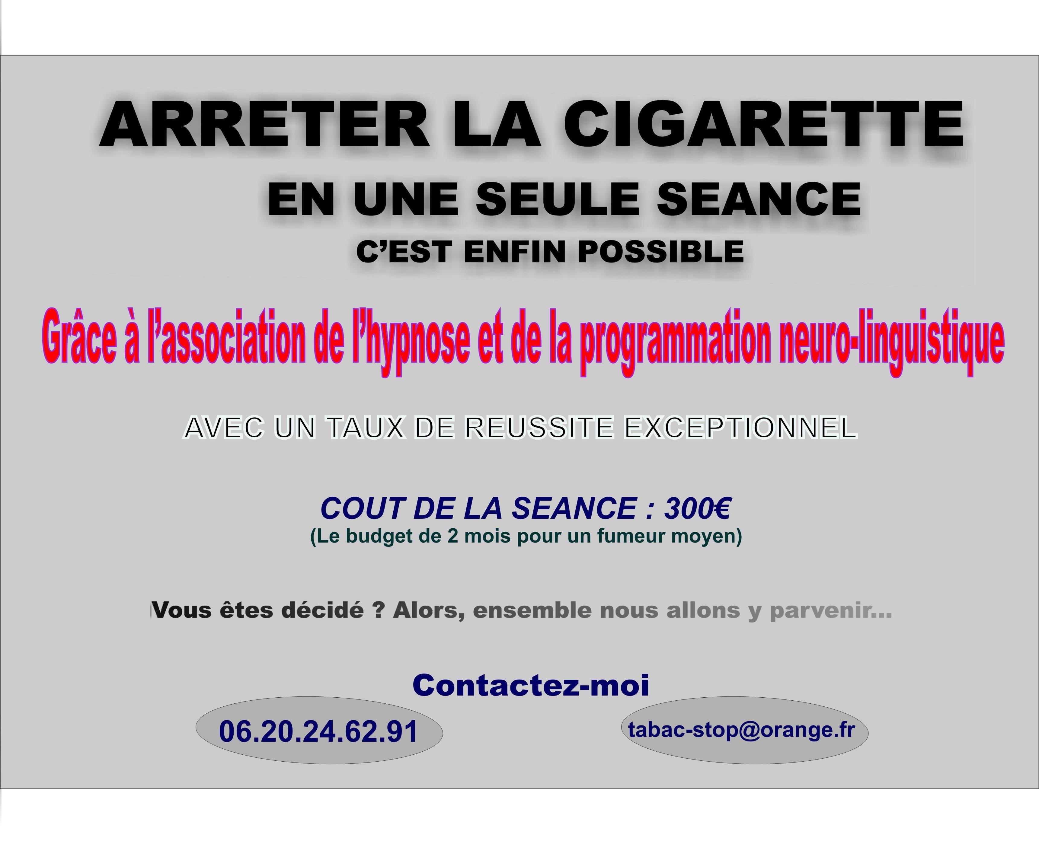 johnny arrêter fumer